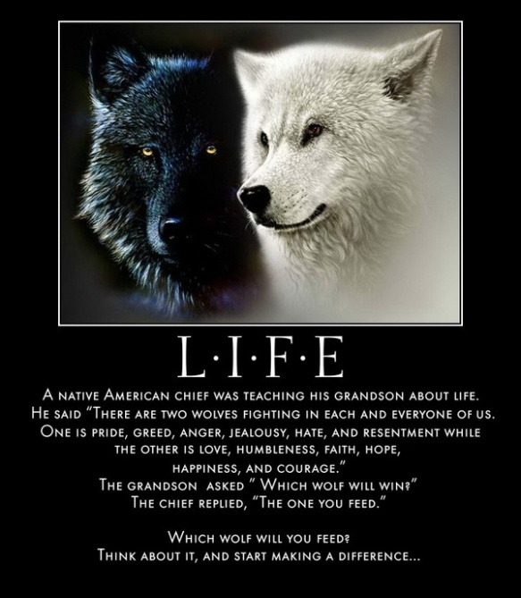Life - Two Wolves